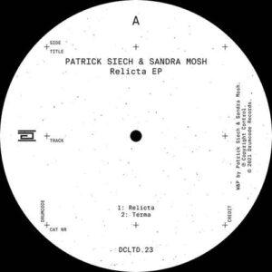 Relicta EP - Patrick Siech