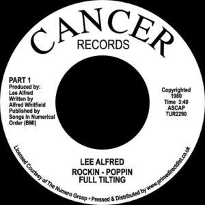 Rockin Poppin Full Tilting - Lee Alfred