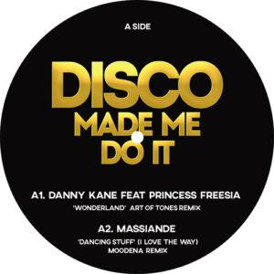 Disco Made Me Do It - Volume 2 - Danny Kane