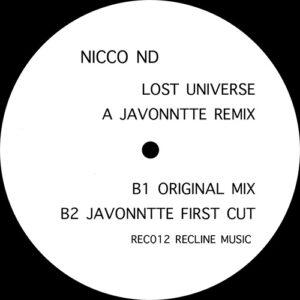 Lost Universe - Nicco
