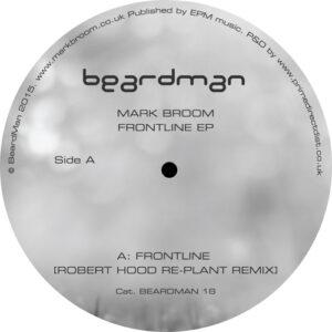 Mark Broom - Frontline EP