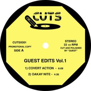 GUEST EDITS Vol.1 - GUEST