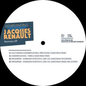 Various Artists - Jacques Renault Remixes