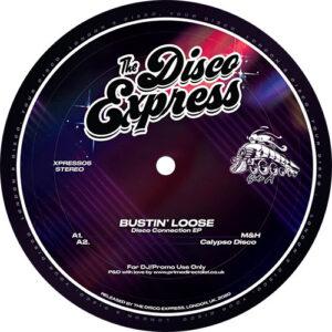Disco Connection EP - Bustin Loose
