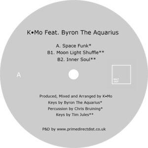 Space Funk EP - K.Mo