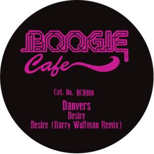 Danvers - Desire EP