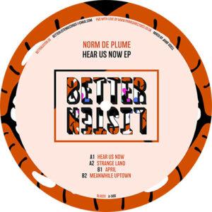 Hear Us Now EP - Norm De Plume