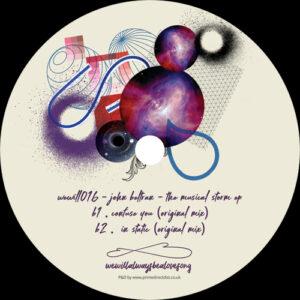 John Beltran - The Musical Storm EP