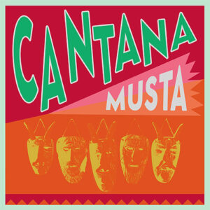 Musta - Cantana EP