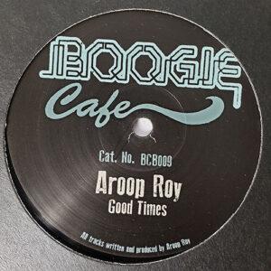 Aroop Roy - Good Times EP