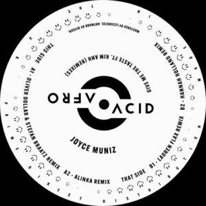 Joyce Muniz - Give Me The Taste ft Kim Anh (Remixes)
