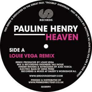 Heaven - Pauline Henry