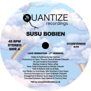 Love Sensation - Susu Bobien