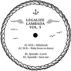 Legalize Lambada Vol 5 - M.K