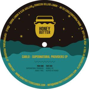 Supernatural Providers EP - Carlo