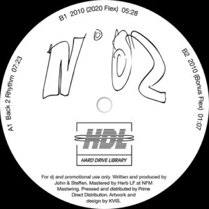 HDL N?02 - Hard Drive Library
