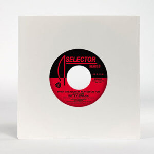 When the Game Is Played on You / Kiss My Love Goodbye - Bettye Swann