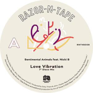 Love Vibration - Sentimental Animals