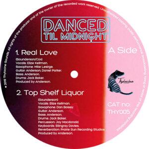 Danced Til Midnight - Real Love EP