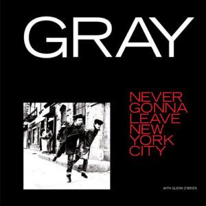 Never Gonna Leave New York City - Gray