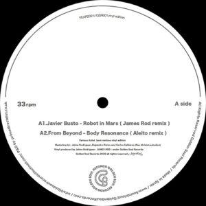 The Best Remixes of Golden Soul Records - Various Artists
